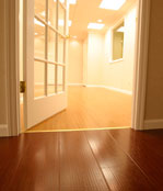 Basement flooring - Bensalem and Greater Philadelphia